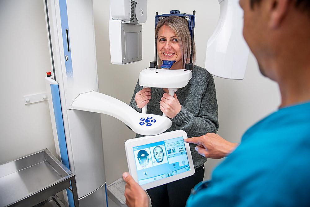 Forus Tann- og Kjeveklinikk - røntgen