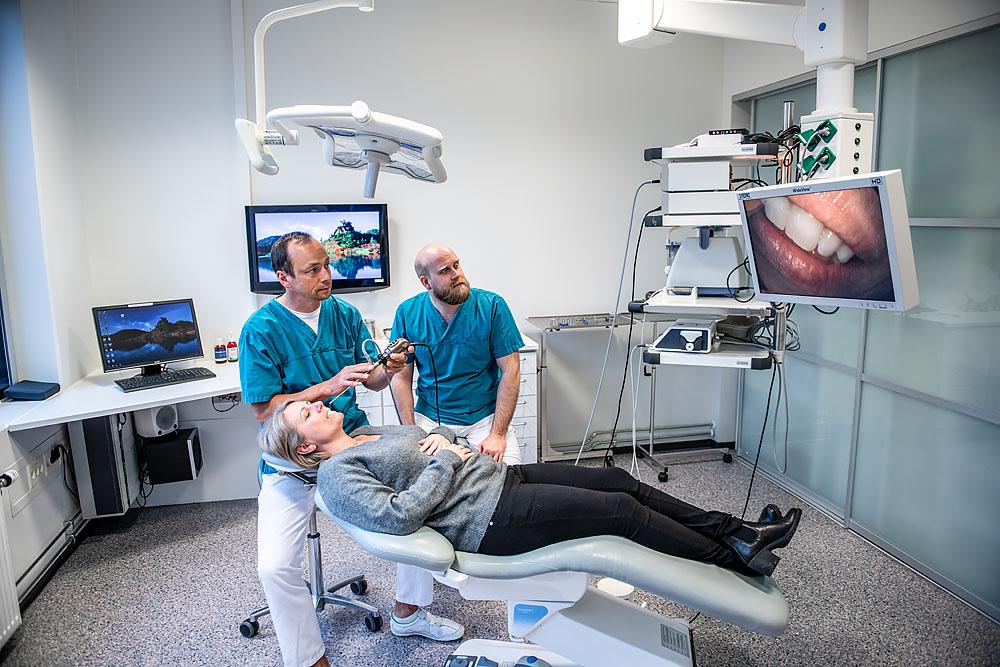 Forus Tann- og Kjeveklinikk - operasjon