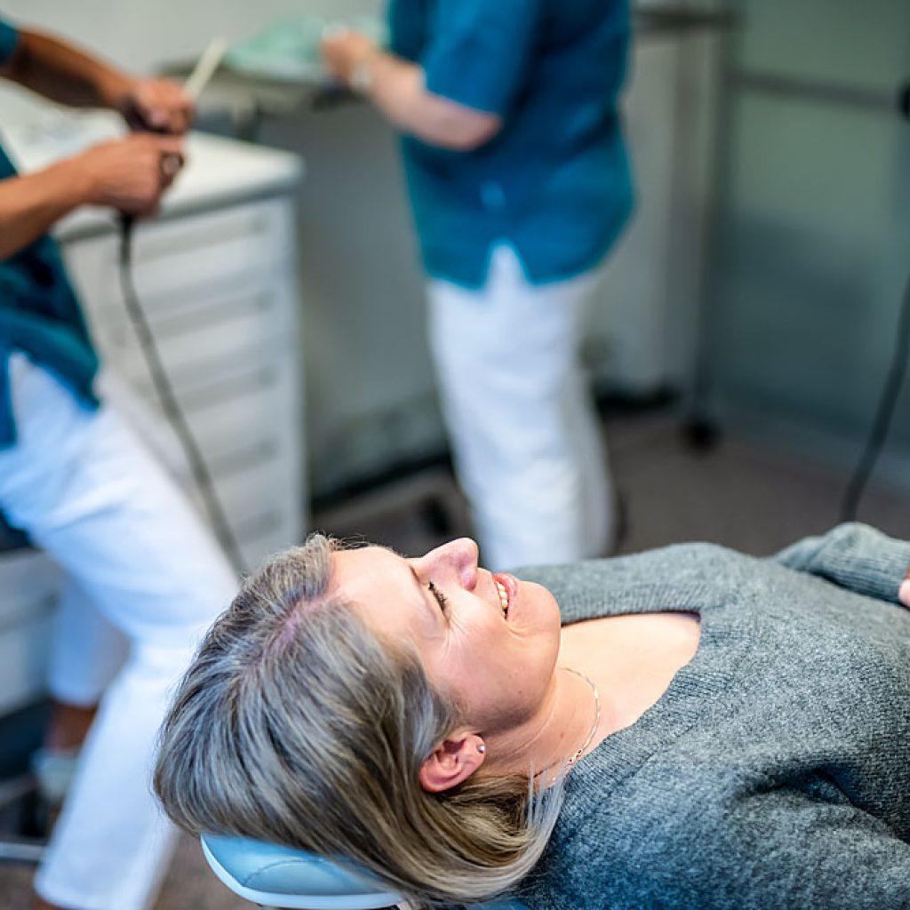 Oralkirurgisk behandling